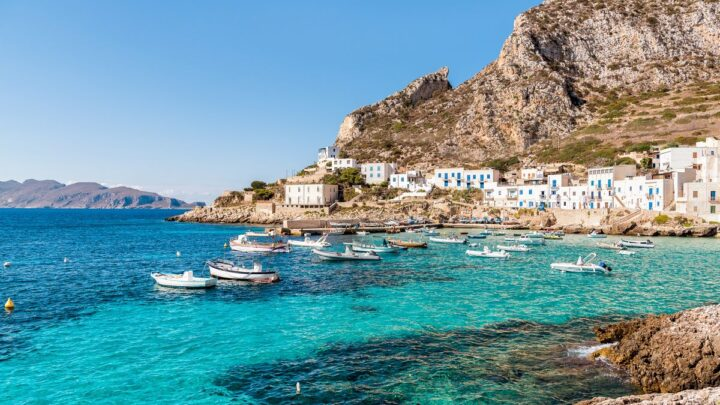 All About the Egadi Islands, Italy's Best Kept Secret