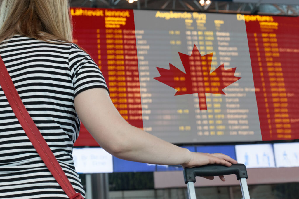 Canada To Make Vaccinations Mandatory For Domestic Air Travel