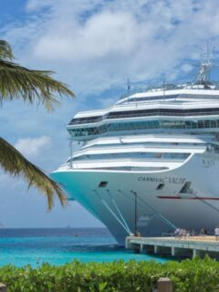 Carnival Cruise Line Imposes Mask Requirements Onboard Cruise Ships