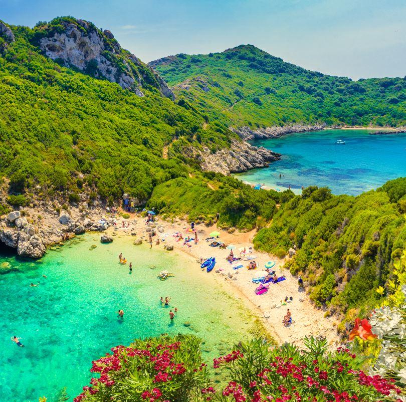 Παραλίες Corbu