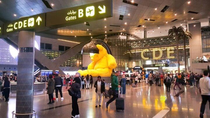 Doha Hamad International Crowned World's Best Airport 2021