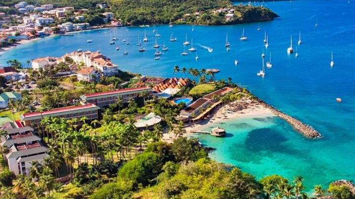 Martinique and Guadeloupe Ask Tourists to Depart as Lockdowns Resume