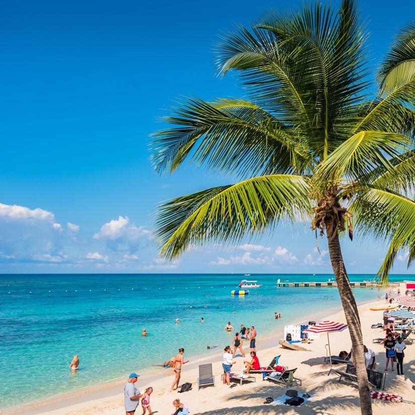 Montego-Bay-Jamaica-Beach