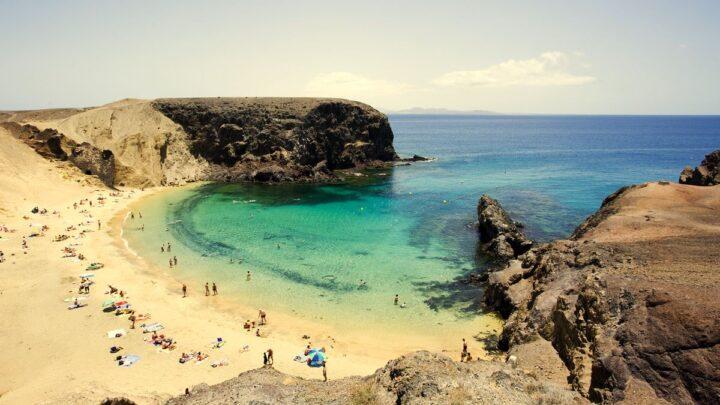 Nine reasons to visit family friendly Lanzarote
