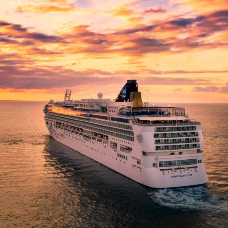 Norwegian Cruise Line Extends Its Vaccine Requirement Until New Year