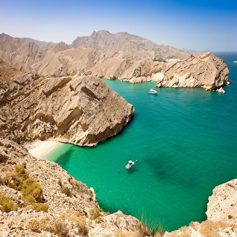 Oman Beaches