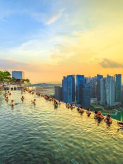 Singapore Begins Reopening For Travel
