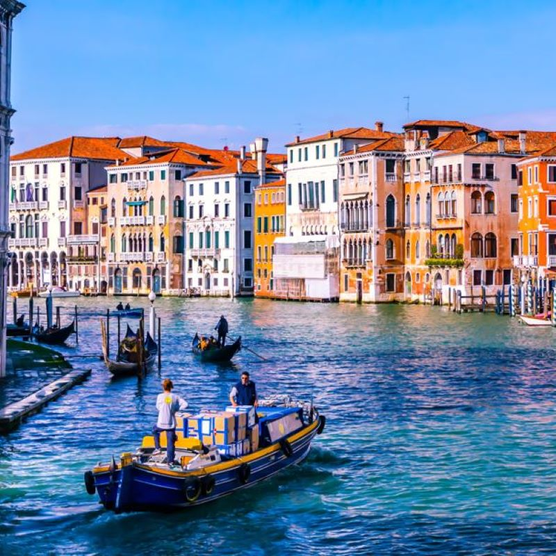Venice Set To Charge Entry Fees For Travelers From Next Summer