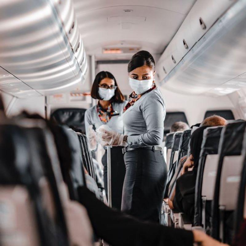 airline cabin crew service