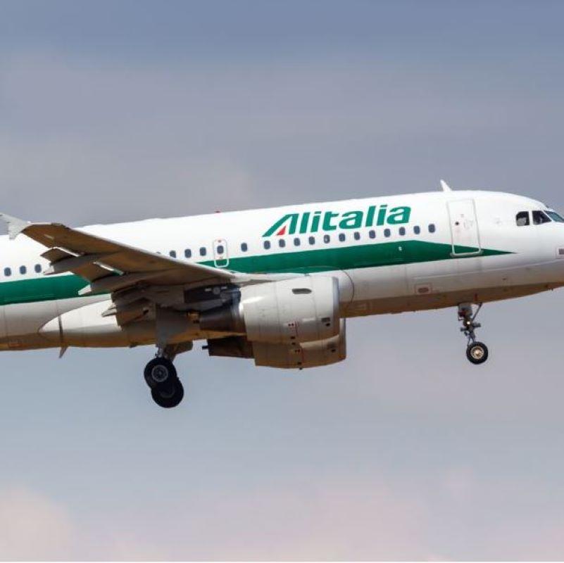 alitalia flight