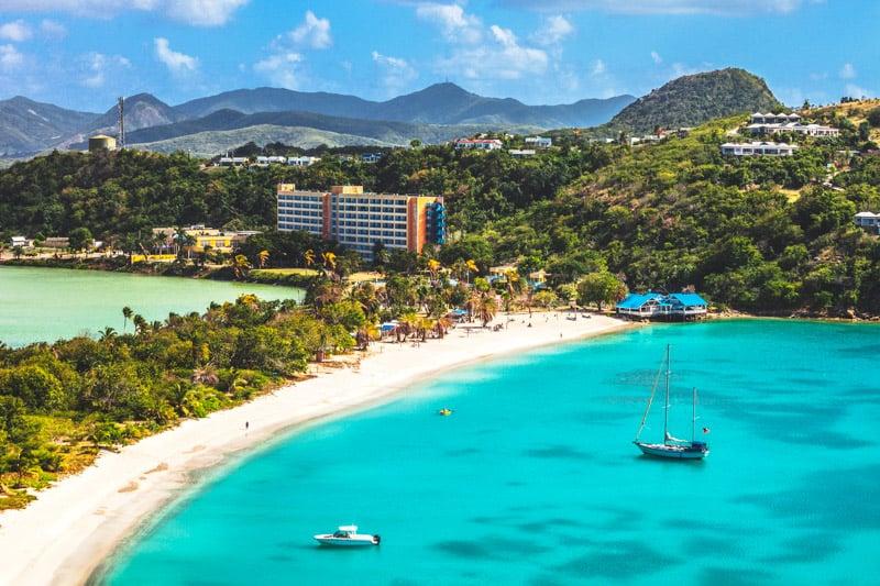 Deep Bay, Antigua & Barbuda.