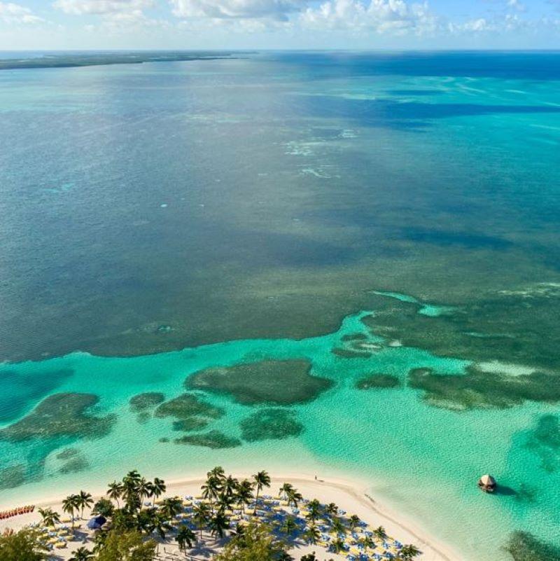 bahamas beach sea