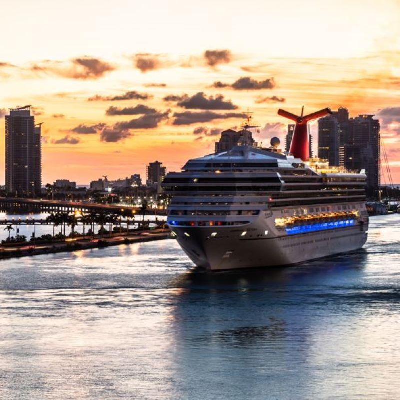 carnival cruise ship miami