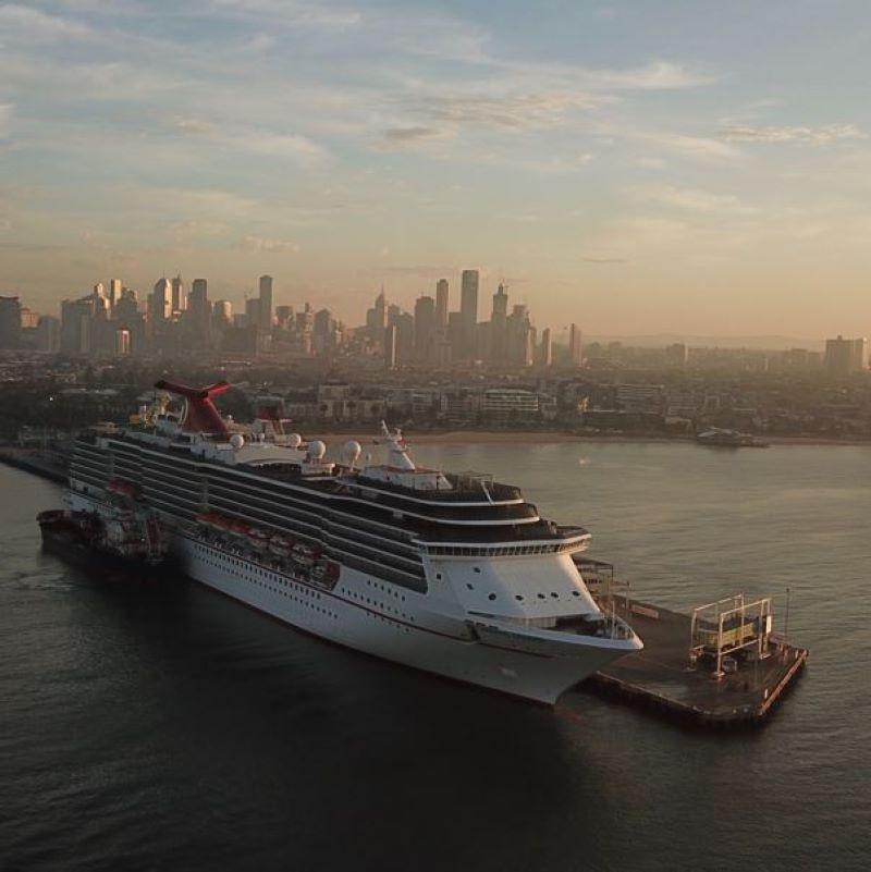 carnival ship cruise australia