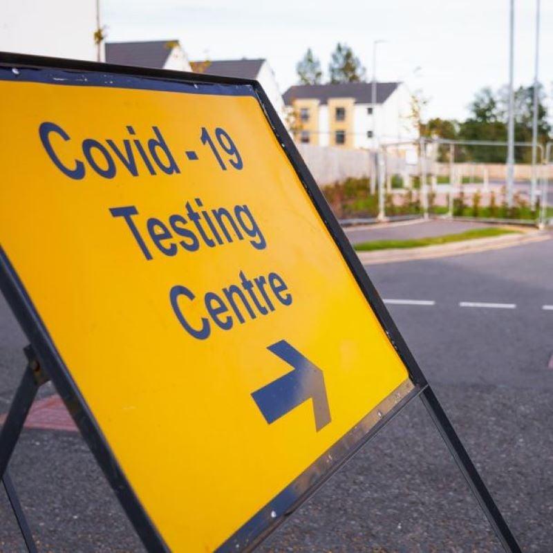 covid test uk