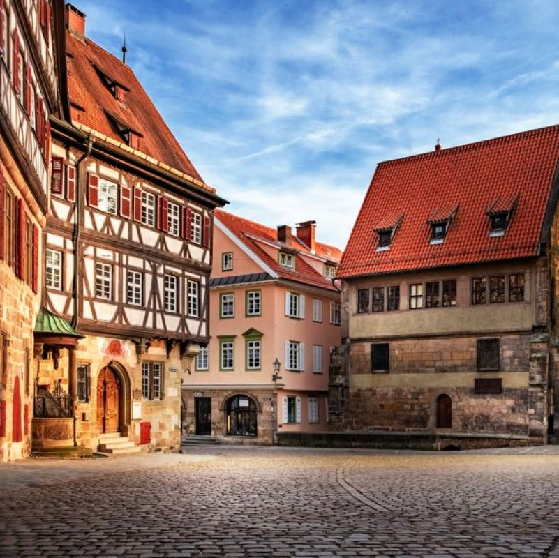 germany village
