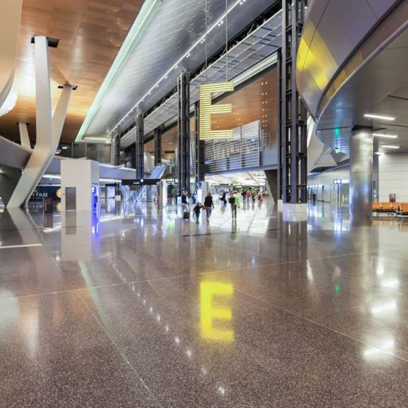 hamad international architecture
