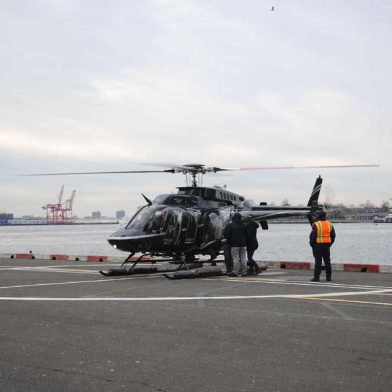 helicopter new york