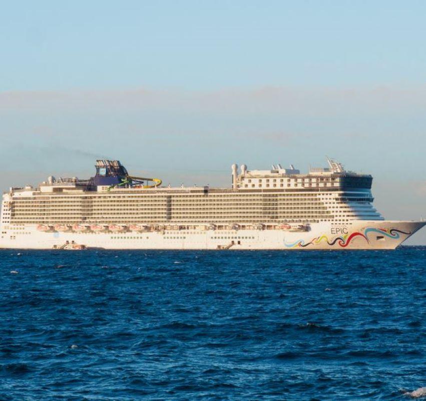 norwegian epic ship