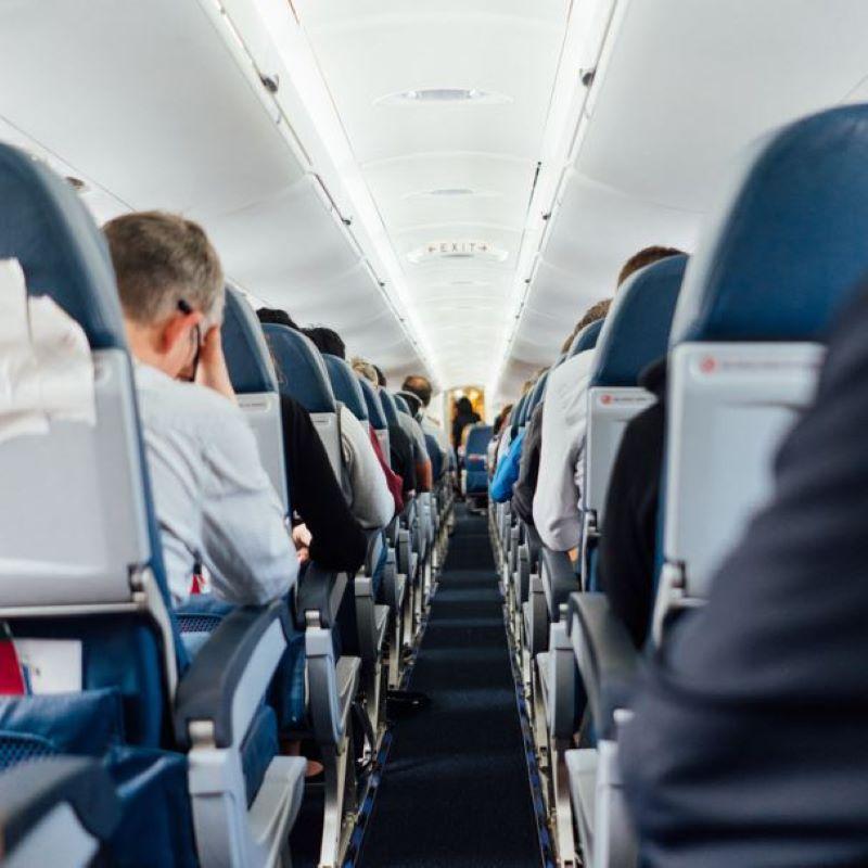 passengers flight