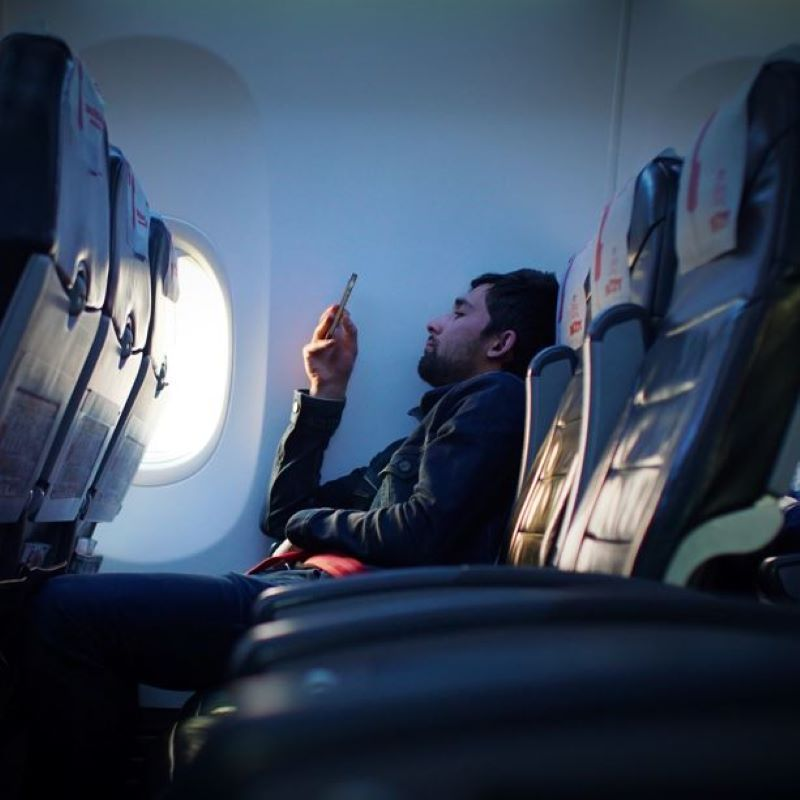 phone flight