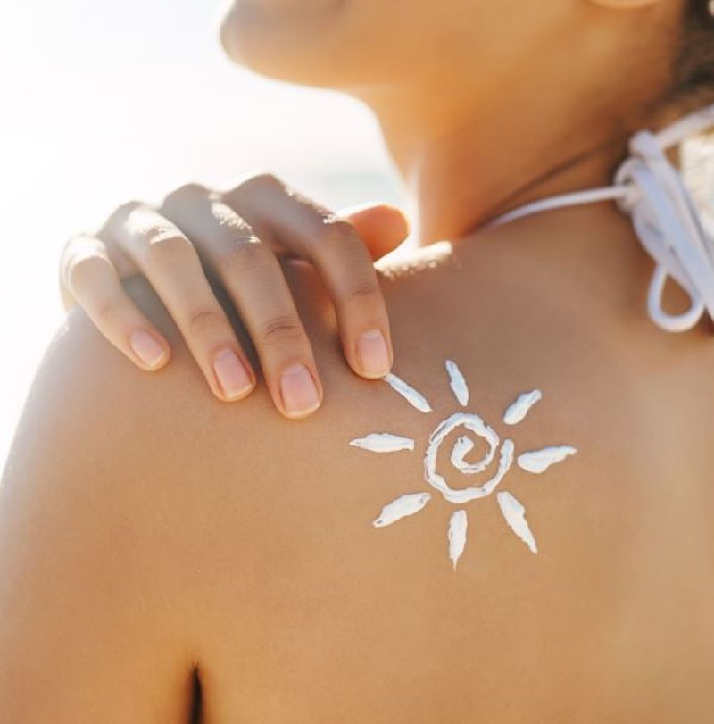 sun sea beach sunscreen