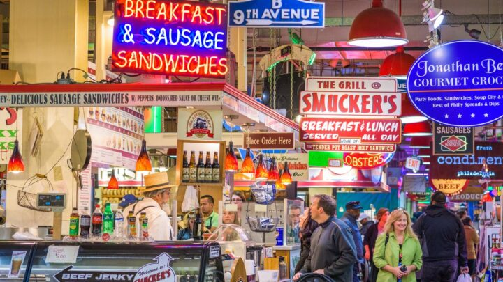A Foodie's Guide To Philadelphia