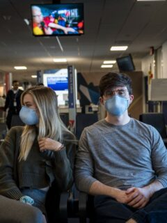 Americans May Need Proof of Vaccine Or Testing To Travel Domestically