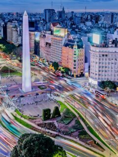 Argentina Reopening To International Tourists From November 1st