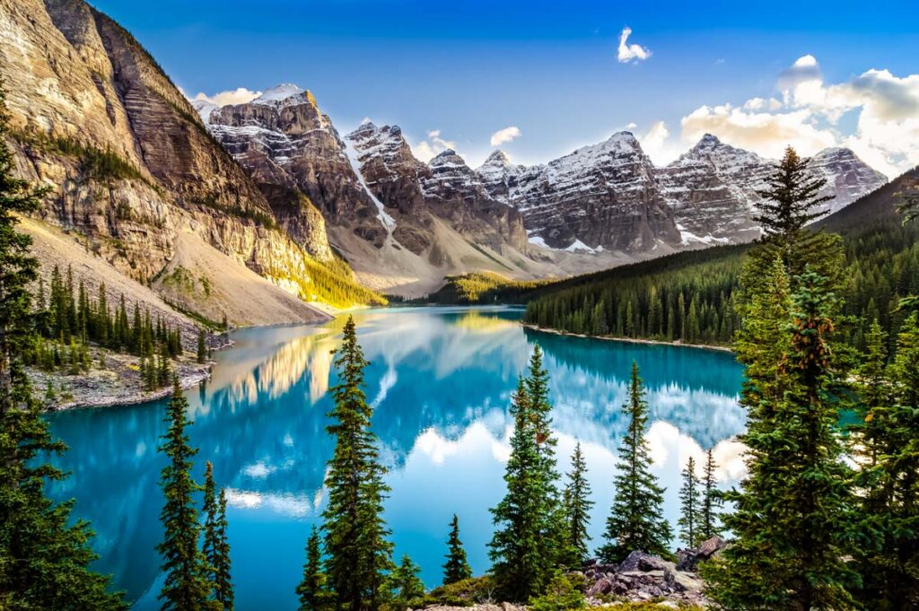 Canada Is Officially Opening To International Travelers On Tuesday