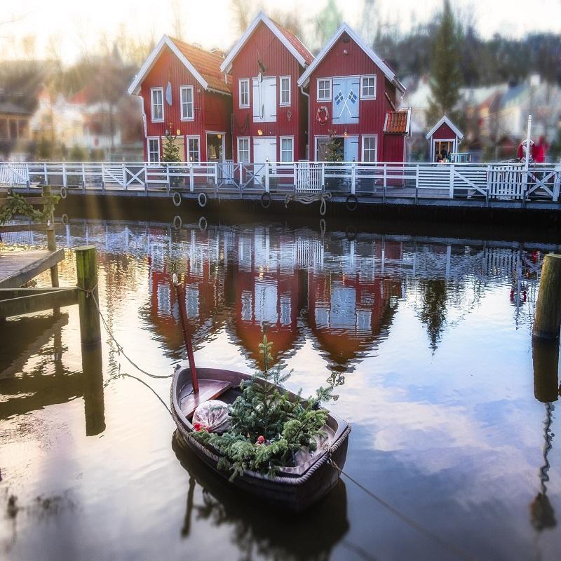 Coastal Cottages in Swedens Westcoast