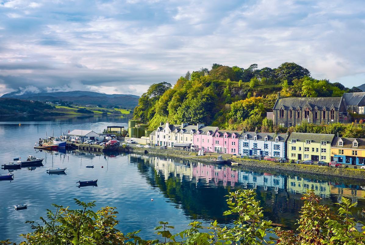 Scotland Updates Rules For International Arrivals