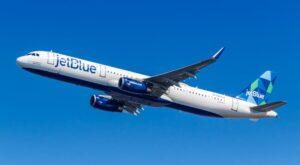 JetBlue Launches London Route, Makes Sustainable Aviation Fuel Pledge