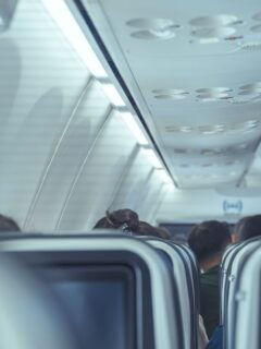 Recent Study Suggests Risk Of Catching Covid-19 On Flights Very Low