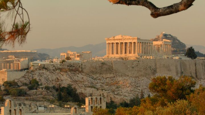 Seven Reasons To Visit Athens, Greece