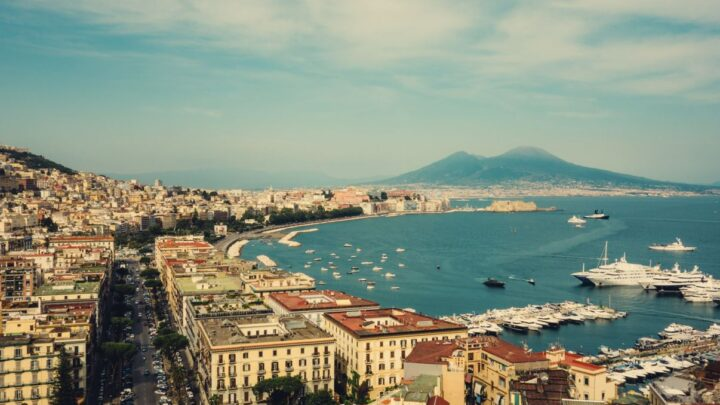 Six Excellent Reasons To Visit Italy's Campania Region