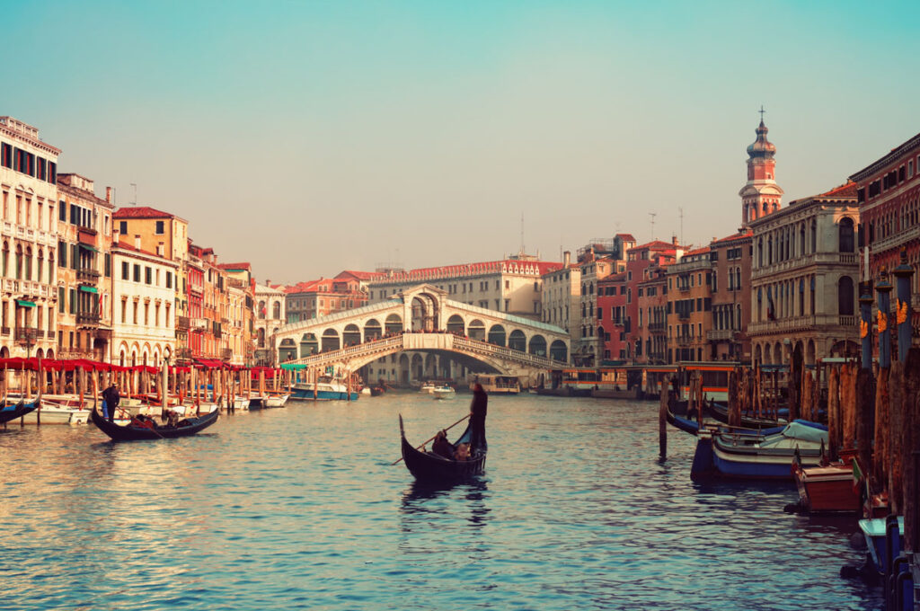 Venice Will Implement A Reservation System And Track Tourists