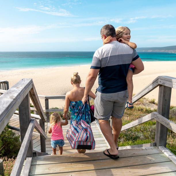 australia beach perth