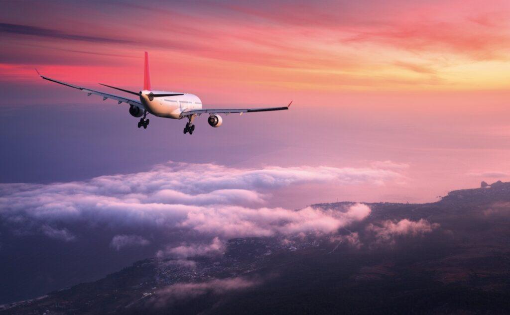 cheap flights Europe plane