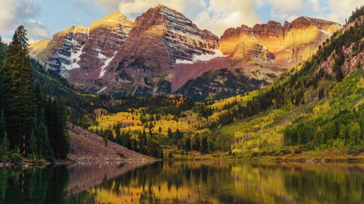 6 Spots For Outdoor Adventures in Colorado This Fall