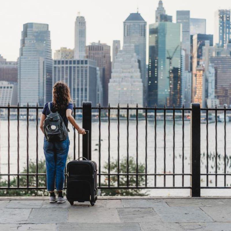 female solo travel new york