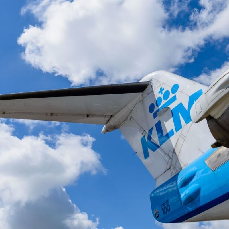 klm tail fin