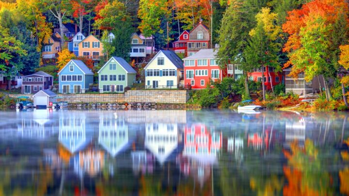 7 New England Gems To Discover This Fall