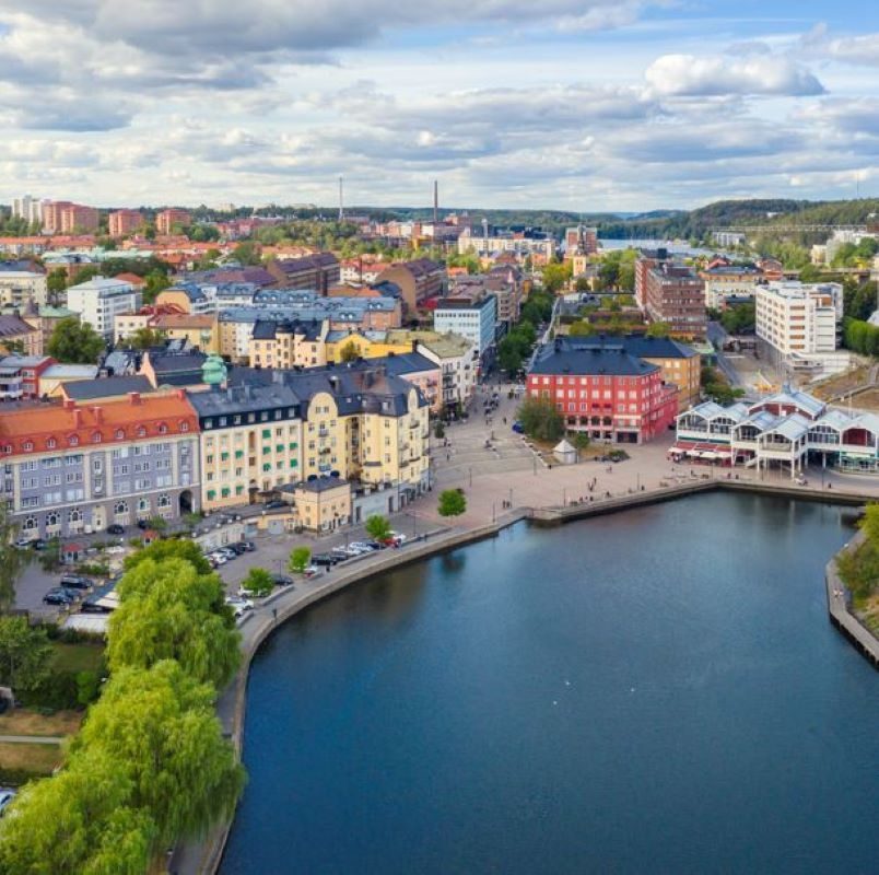 swedish town