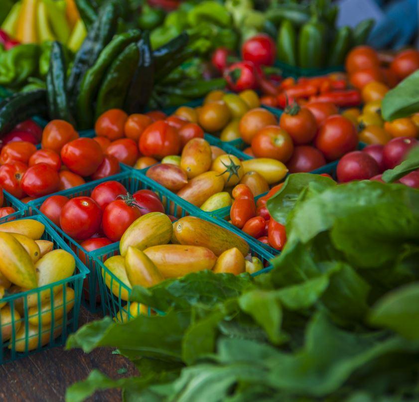 Visit Local Markets