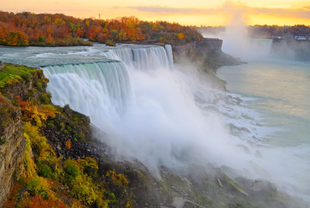 Top 10 Waterfalls In The Eastern United States