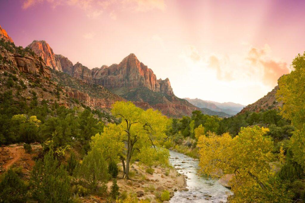 Top 10 Zio National Park
