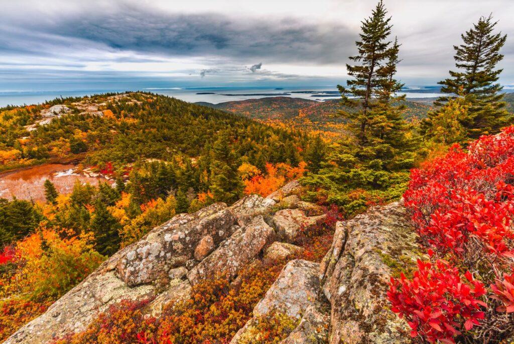 Top 5 East Coast National Parks