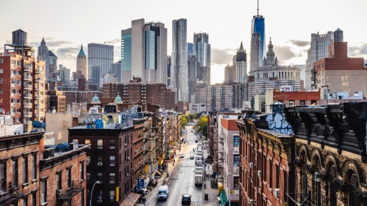 A Foodies' Guide To New York City