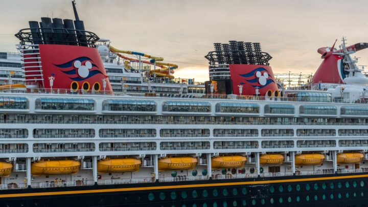 Disney Cruise Line Reveals Early 2023 Itinerary